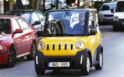 Τα ελληνικά ηλεκτρικά αυτοκίνητα... είναι εδώ