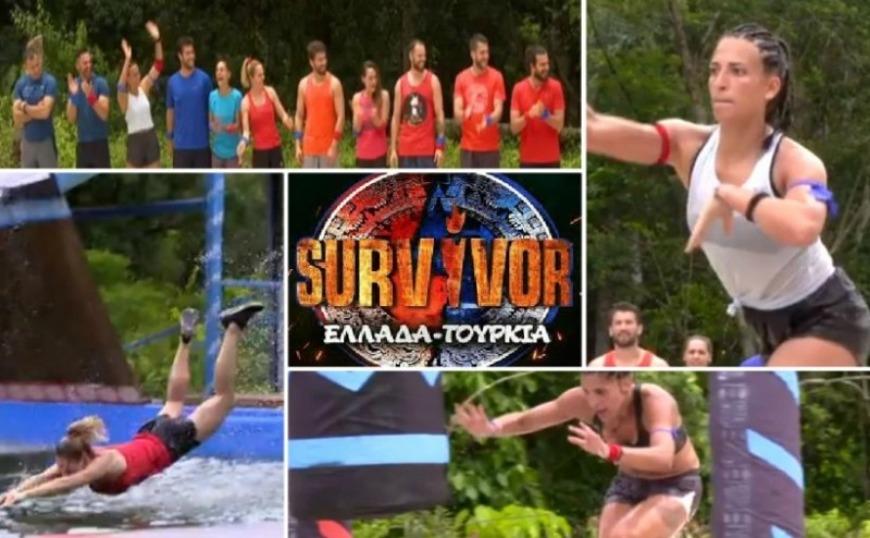 Τελικός Survivor 2019: Νικήτρια η Κατερίνα Δαλάκα