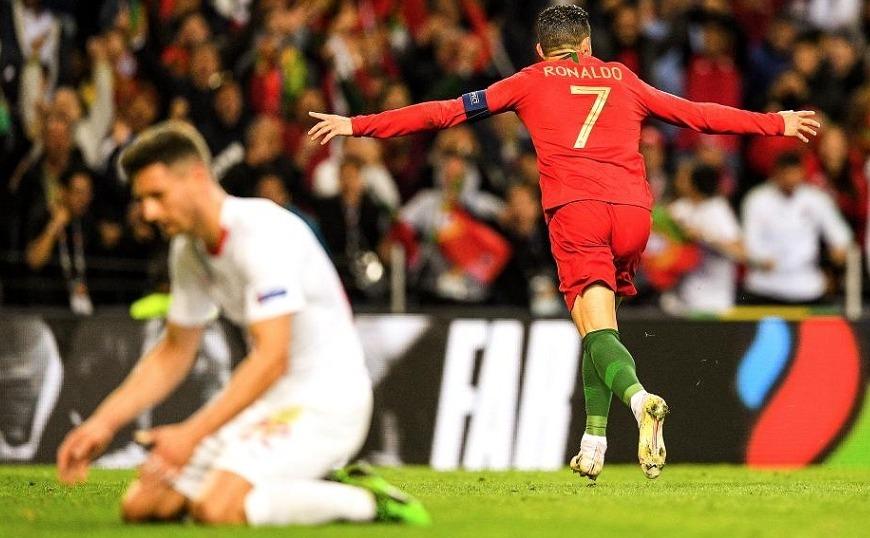 Τελικό η Πορτογαλία με πανδαισία Κριστιάνο