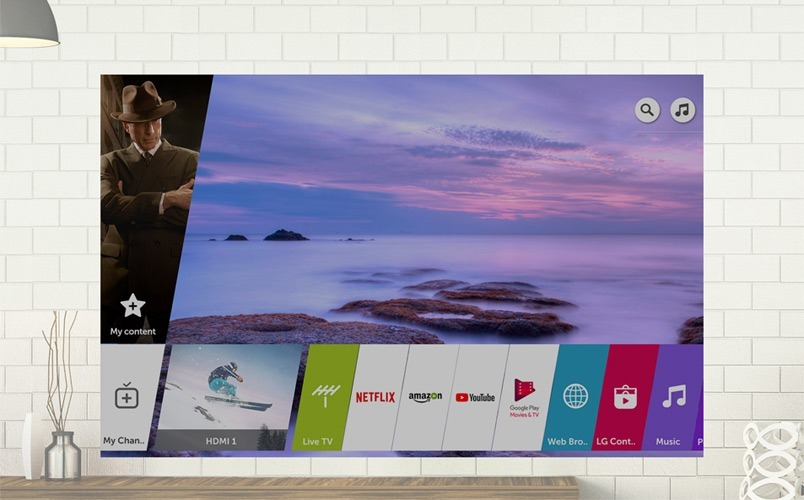 Τηλεόραση 4Κ Smart TV 49 ιντσών με τιμή κάτω από 400€