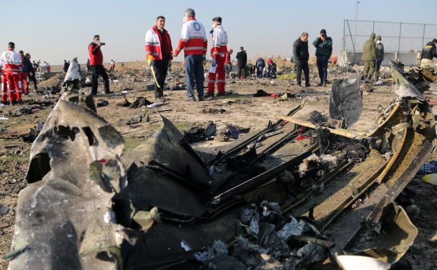 Το Ιράν παραδέχεται ότι κατάρριψε το ουκρανικό αεροσκάφος