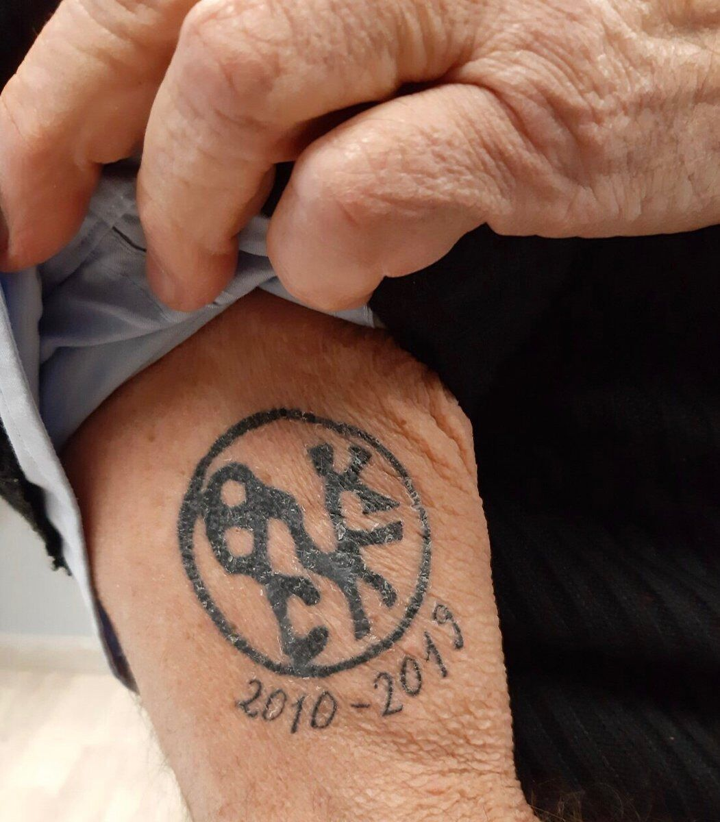 Το νέο τατουάζ που «χτύπησε» ο Γιάννης Μπουτάρης