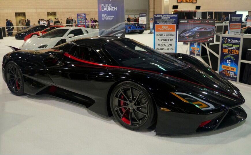 Το πιο γρήγορο αυτοκίνητο του πλανήτη