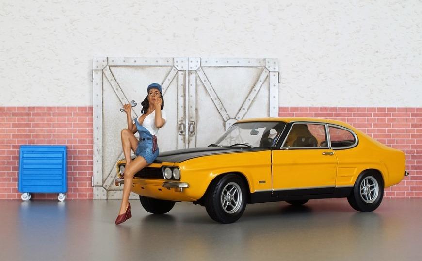 Το Ford Capri είναι το αυτοκίνητο που ονειρευόσουν το 1969 αλλά και σήμερα (video)