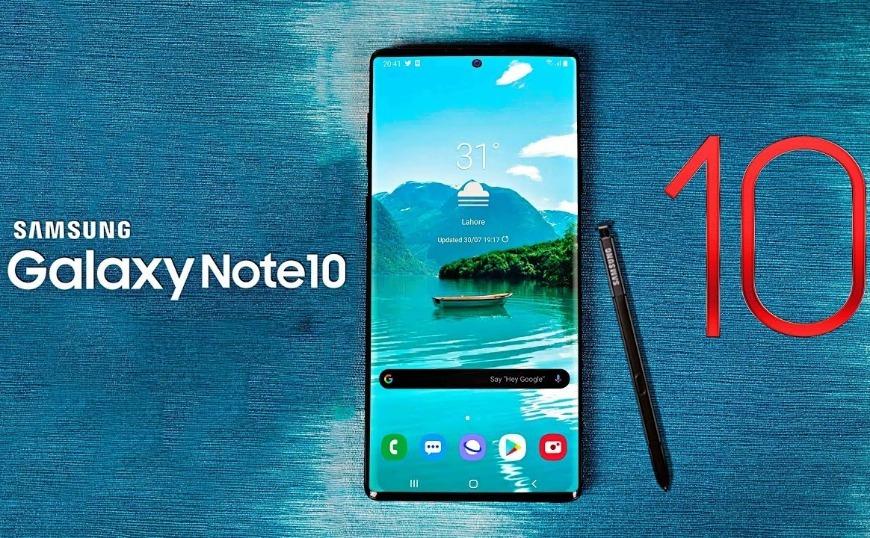 Samsung Galaxy Note 10 & Galaxy Note 10 Plus