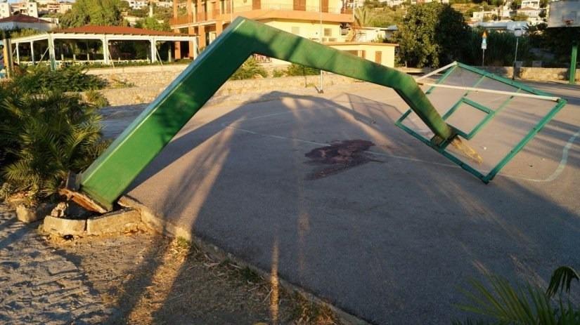 Τραγωδία στη Χίο: Μπασκέτα καταπλάκωσε και σκότωσε 19χρονο