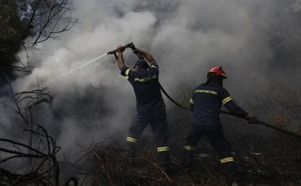 Τρεις ύποπτοι για σκόπιμη πρόκληση της μεγάλης πυρκαγιάς στην Εύβοια