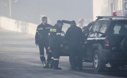 Φωτιά στην Εύβοια: Προσαγωγή υπόπτου για την πυρκαγιά
