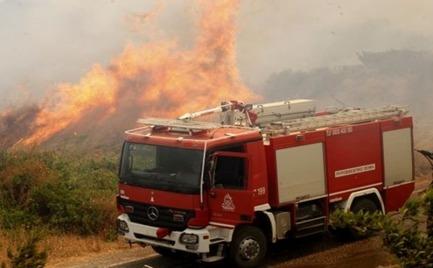 Έσβησε η φωτιά στη Σαμοθράκη