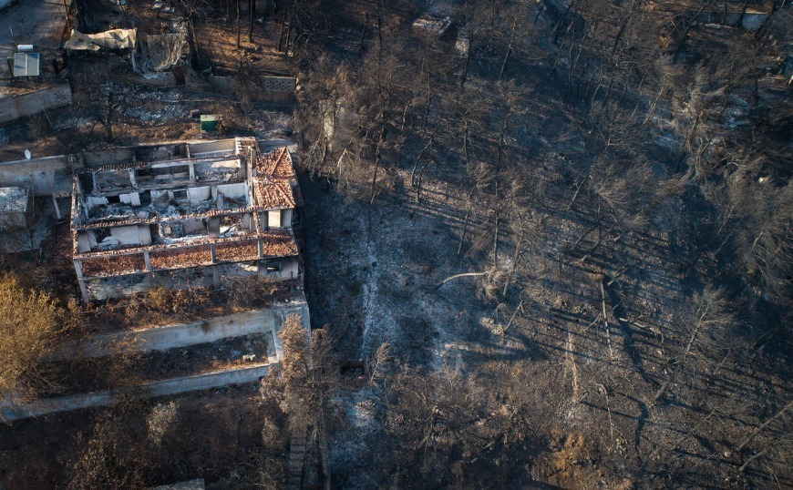 Φωτιά στο Μάτι: Συγκλονίζουν οι μαρτυρίες ένα χρόνο μετά