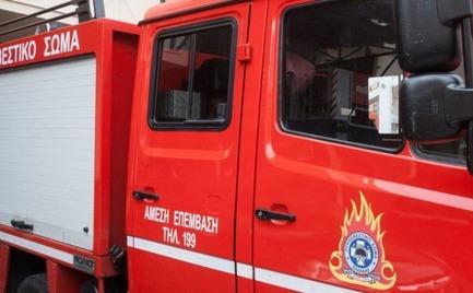 Φωτιά τα ξημερώματα σε διαμέρισμα στο Μοσχάτο