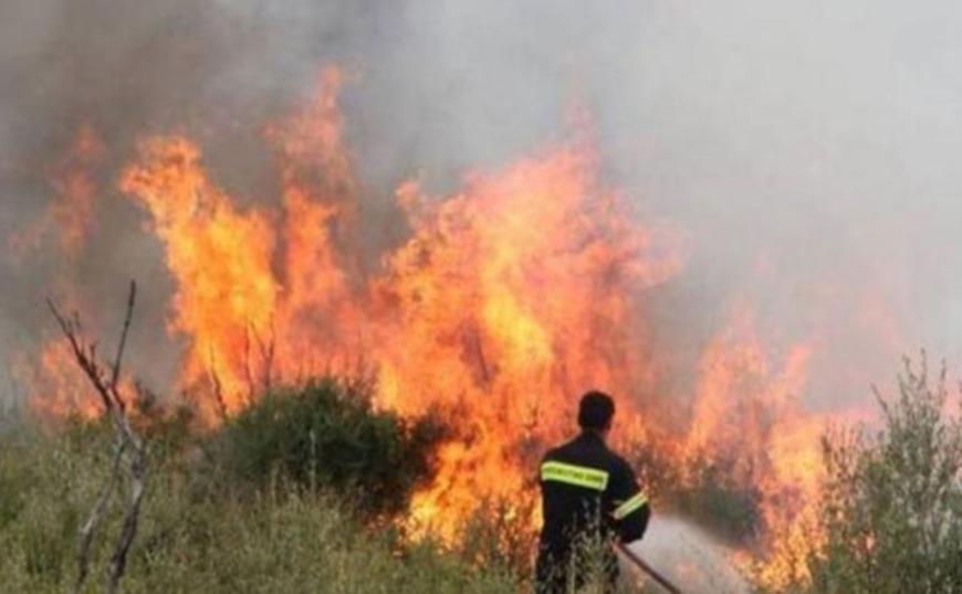 Φωτιές σε Αιγάλεω, Μεσσηνία, Ηλεία