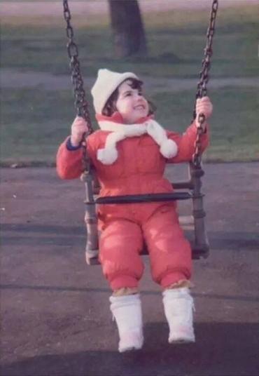Φωτογραφίες από την παιδική ηλικία της Amy Winehouse