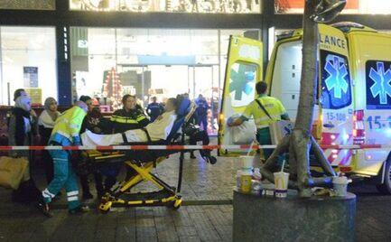 Χάγη: Επίθεση με μαχαίρι σε εμπορικό δρόμο της πόλης