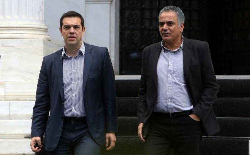 Χαμός στον ΣΥΡΙΖΑ: Σύγκρουση κορυφής για το νέο κόμμα