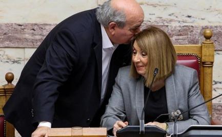 Χριστοδουλοπούλου: Ζητώ συγγνώμη - Δε θα είμαι υποψήφια στις εκλογές