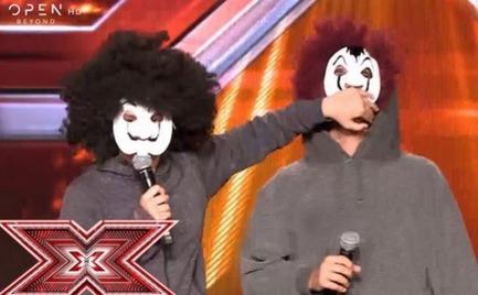 Χ-Factor: Η αντίδραση του Θεοφάνους όταν είδε τα παιδιά του στη σκηνή