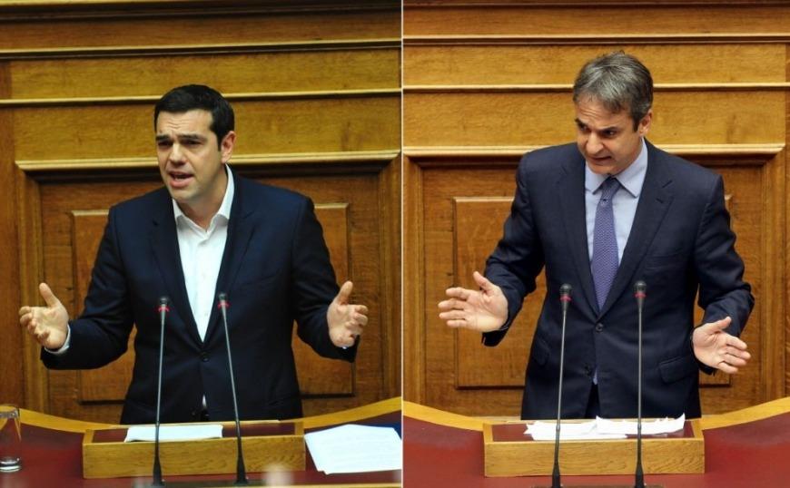 Όταν ο Τσίπρας θεωρούσε προσβλητικό το ντιμπέιτ δύο πολιτικών αρχηγών