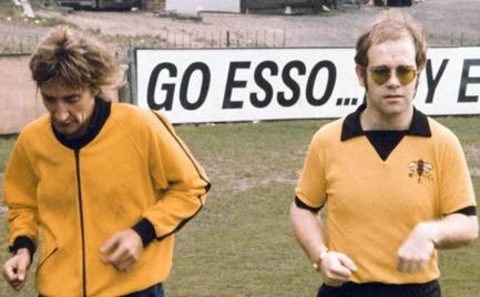 Όταν ο Elton John αγόρασε ποδοσφαιρική ομάδα και έκανε προπονήσεις μαζί με τον Rod Stewart