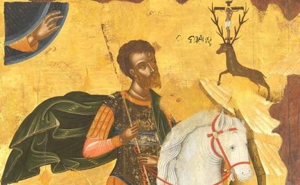 20 Σεπτεμβρίου: Άγιος Ευστάθιος ο προστάτης των κυνηγών και θηραμάτων