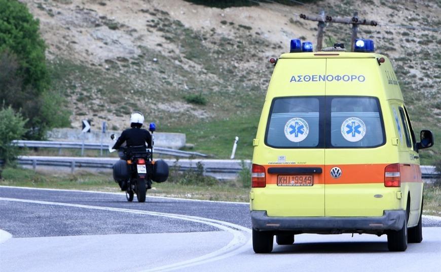 52χρονη υπέστη καρδιακό στην Ηλεία και πέθανε στη διαδρομή για το νοσοκομείο Ιωαννίνων