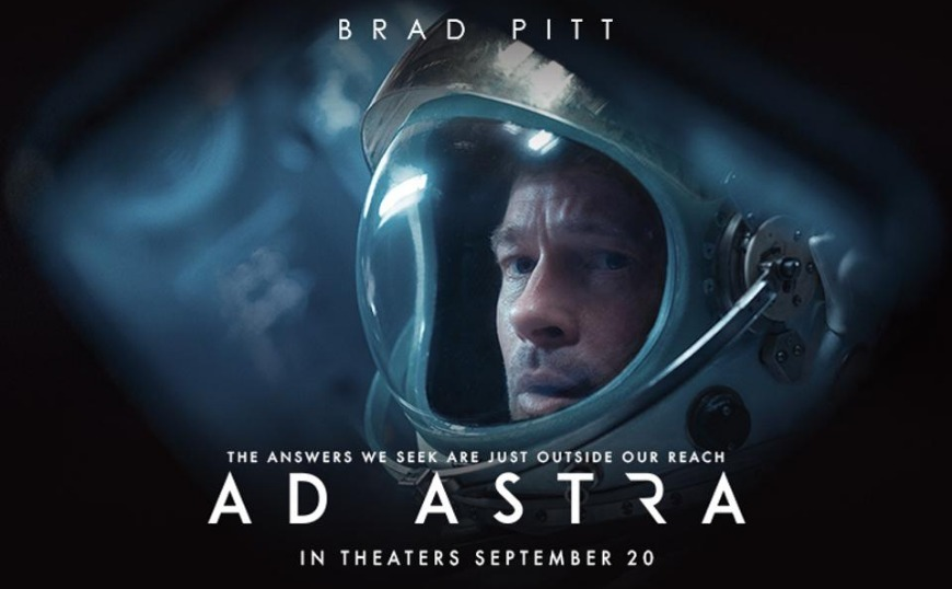 «Ad Astra»: Η νέα ταινία του Μπραντ Πιτ (trailer)