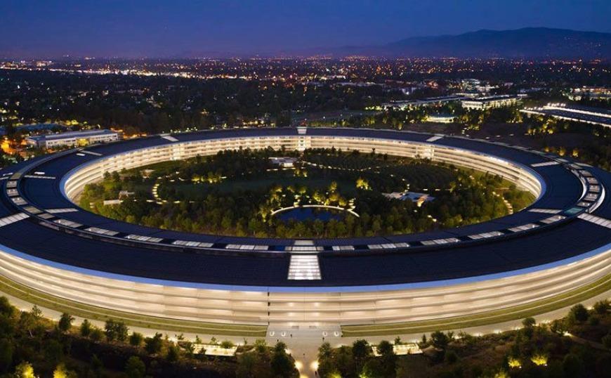 Apple Park: Το κόστος κατασκευής ανέρχεται στα 4 δισ. δολάρια Αμερικής