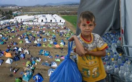 ARD: Υπόδειγμα προσφυγικού καταυλισμού η Λέρος