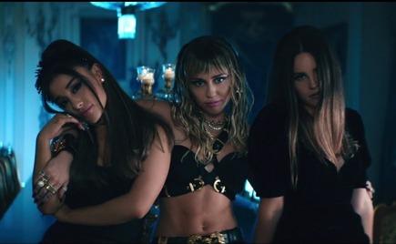Ariana Grande, Miley Cyrus και Lana Del Rey κυκλοφορούν το «Dont Call Me Angel»
