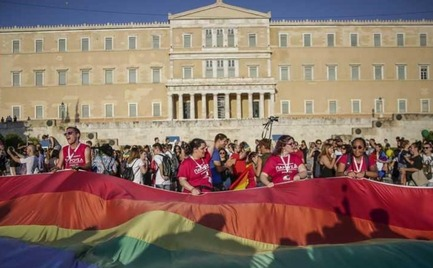 Athens Pride 2019: Στα χρώματα του ουράνιου τόξου η Αθήνα