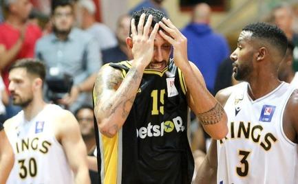 Basket League: Κέρδισε την ουραγό(!) ΑΕΚ το Ρέθυμνο