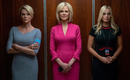 «Bombshell»: Σαρλίζ Θερόν, Νικόλ Κίντμαν και Μάργκοτ Ρόμπι στην ιστορία που συγκλόνισε το Fox News