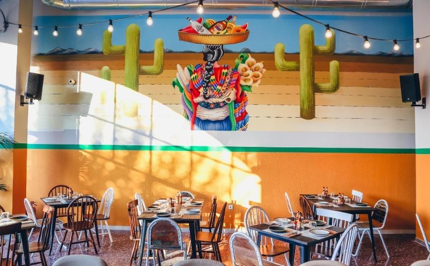 Chilangos, το νέο μεξικάνικο του Χολαργού