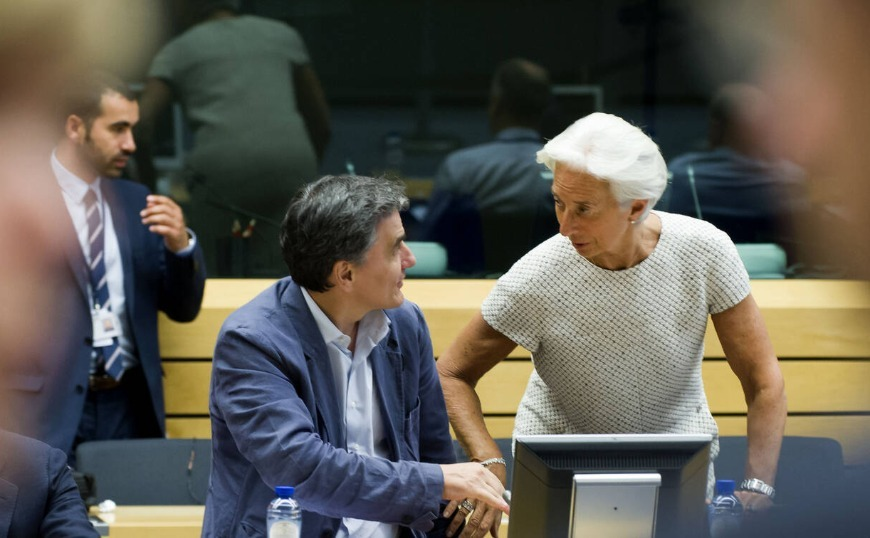 CNBC: Και ο Τσακαλώτος υποψήφιος για διευθυντής του ΔΝΤ