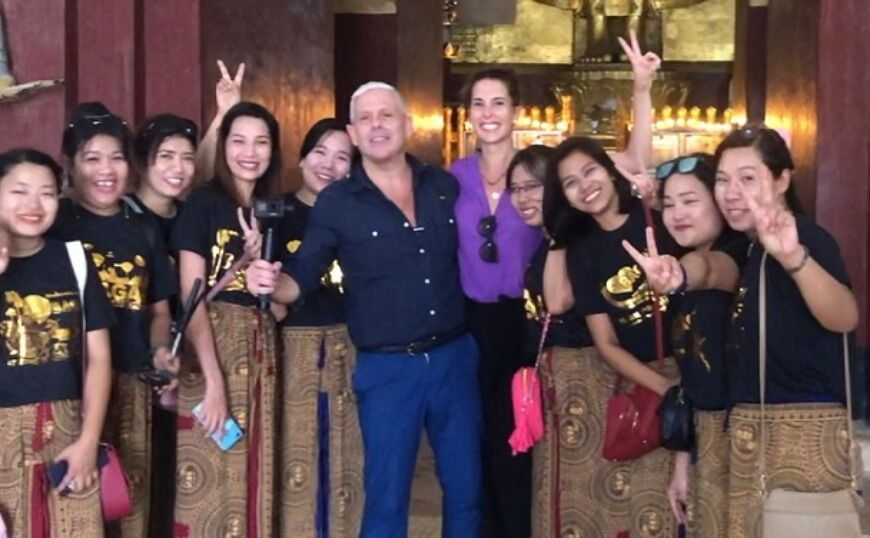 «EIKONEΣ»: Το ταξίδι στη Βιρμανία (video)