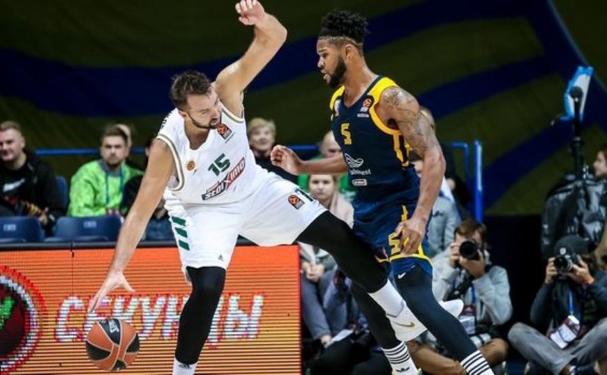 EuroLeague: Χιμκι - ΠΑΟ 103-86