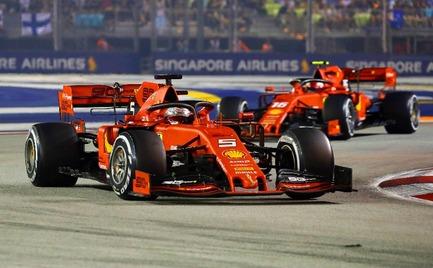 F1 GP Σιγκαπούρης: Νικητής ο Φέτελ, 1-2 για τη Ferrari