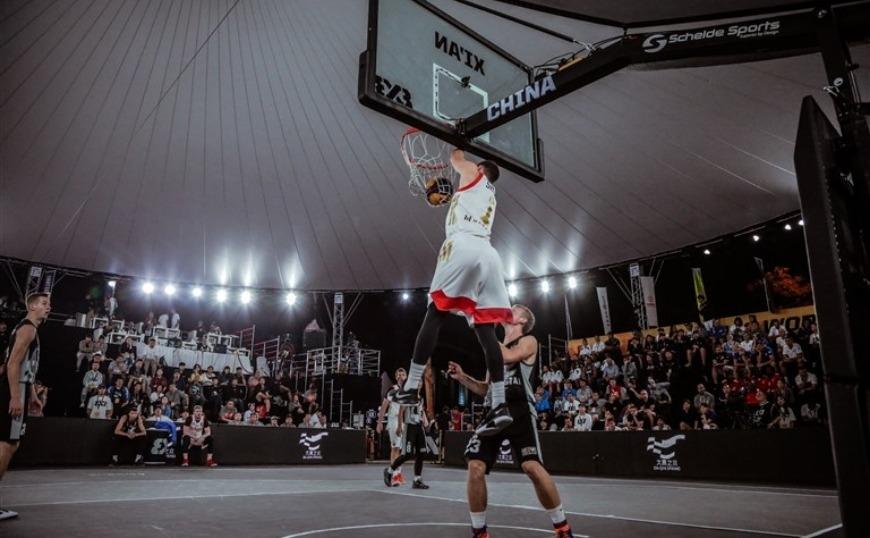 Ζωντανά: FIBA Παγκόσμιο Πρωτάθλημα 3 X 3