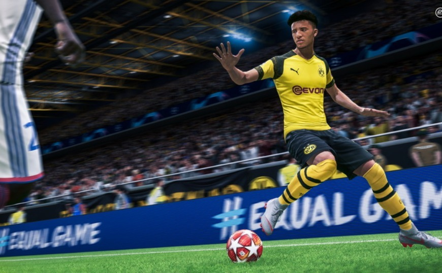 FIFA 20: Μπάλα στο γήπεδο αλλά και στον... δρόμο
