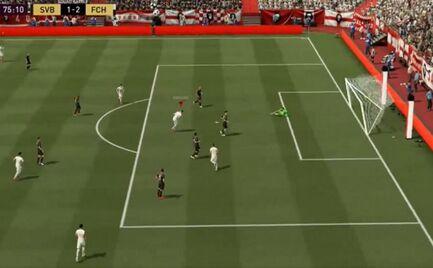 FIFA21: Το σουτ του Χάαλαντ διαλύει την εστία