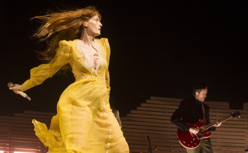 Florence & The Machine: Μετά τα δύο sold out και τρίτη συναυλία στο Γαλάτσι