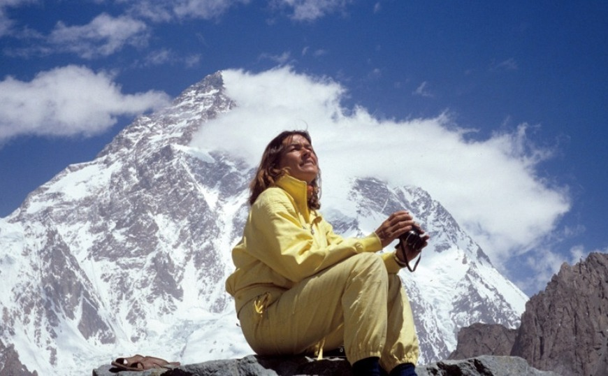 Google Doodle: τιμάει την πρώτη γυναίκα που κατέκτησε την κορυφή K2