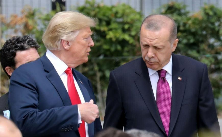 H απίστευτη επιστολή Τραμπ σε Ερντογάν