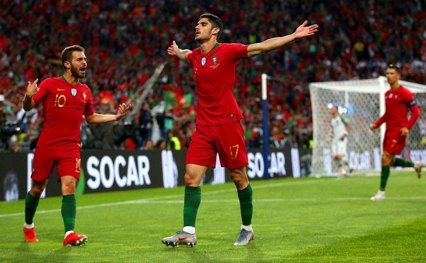 H Πορτογαλία του «δάσκαλου» Σάντος σήκωσε το πρώτο Nations League