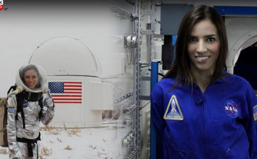 H πρώτη επίσημη απάντηση της NASA για την Αντωνιάδου