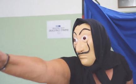 La Casa de Papel: Το βίντεο που «έριξε» το ίντερνετ