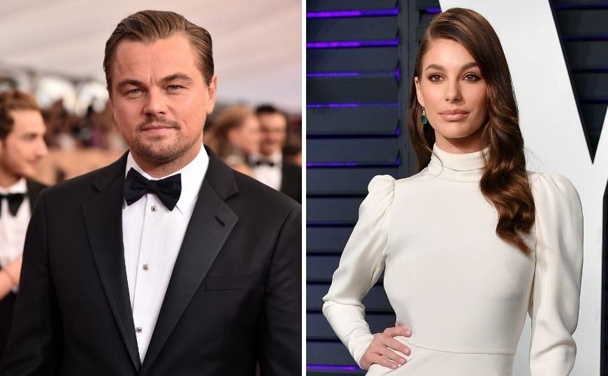 Leonardo DiCaprio: Η 22χρονη σύντροφος του σχολίασε τα 22 χρόνια διαφοράς τους