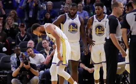 NBA: Ο Στέφεν Κάρι έσπασε το χέρι του