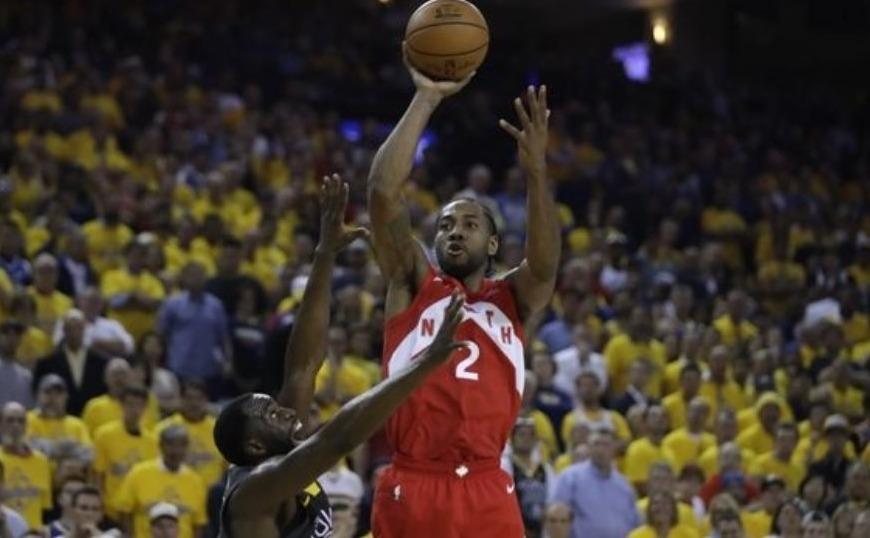 NBA: Πρωταθλητές οι Ράπτορς - Για πρώτη φορά ο τίτλος σε ομάδα από τον Καναδά