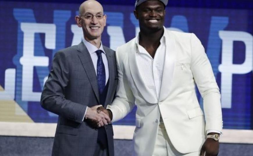 NBA Draft 2019: Στο Νο 1 ο Ζάιον Ουίλιαμσον μέσα σε δάκρυα! (vids)
